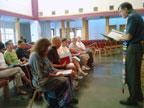 Season of Prayer Event in Chico at Faith Lutheran Church