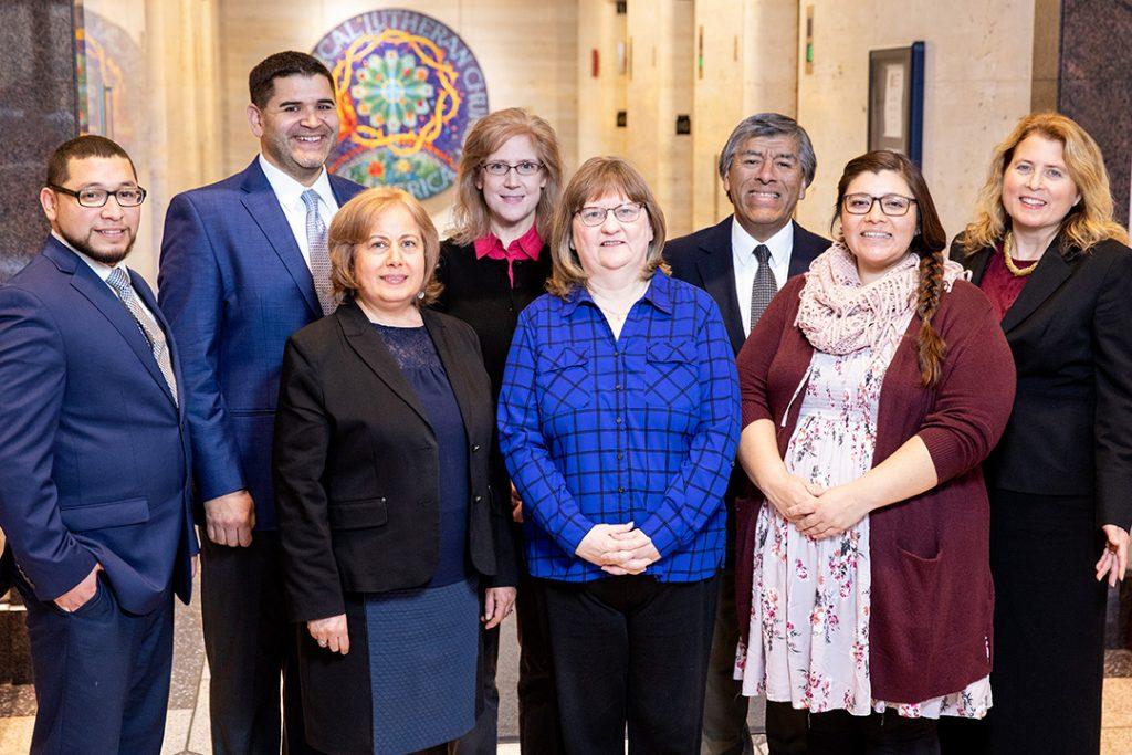 Congregational Vitality team members, ELCA Domestic Mission