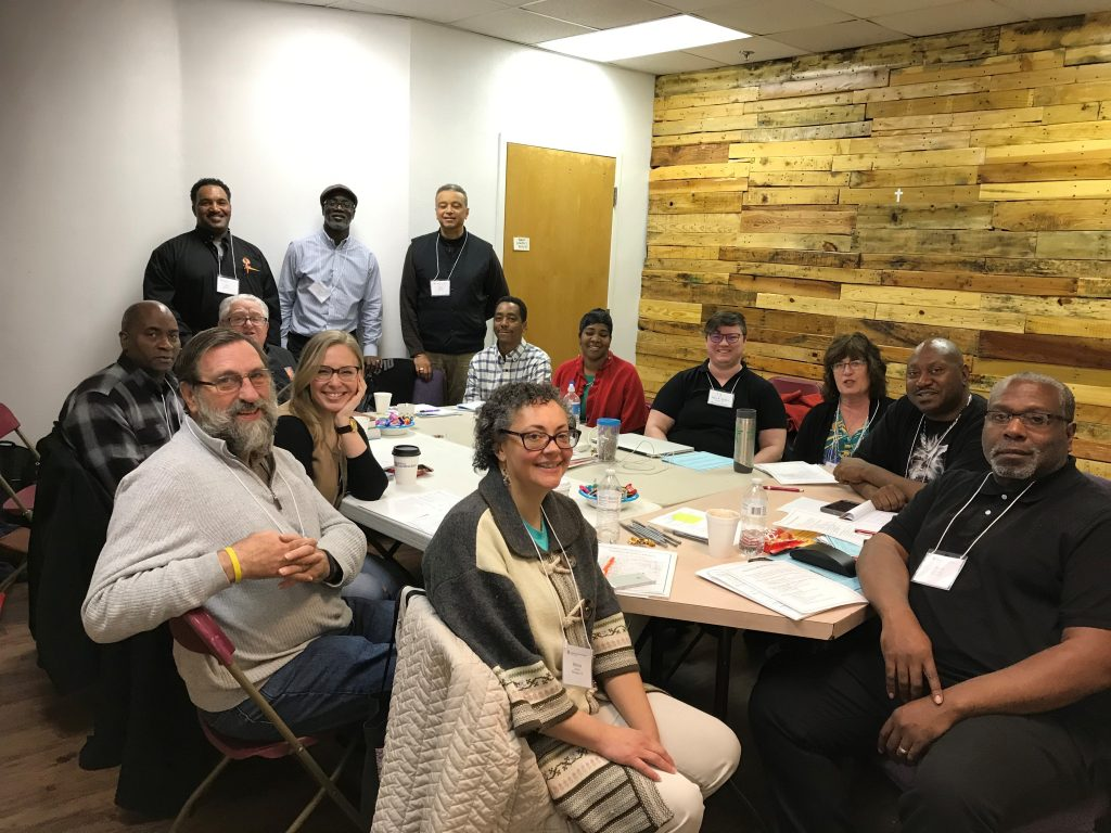 CV Training Event Feb 2019 Recovery-Reentry cohort