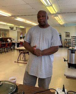 Homeless man helped through Peace Lutheran Church, Memphis
