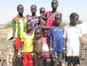 Nyagnet Req and children
