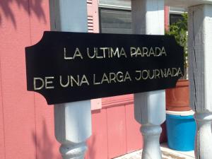 Rocha's sign