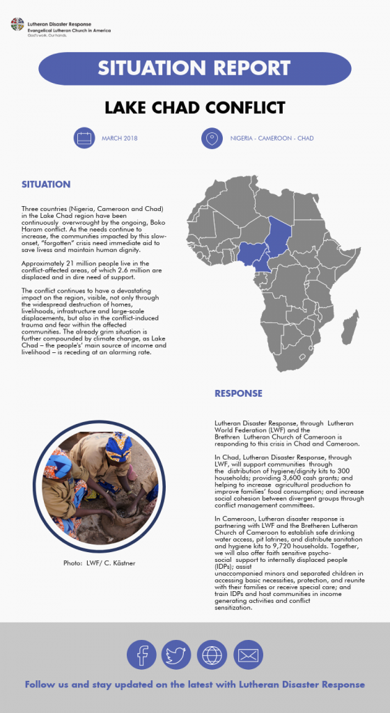 Situation Report: Lake Chad Conflict