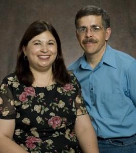 Alicia and David Brondos