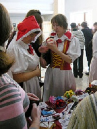 The First Sunday of Advent Christmas Bazaar.