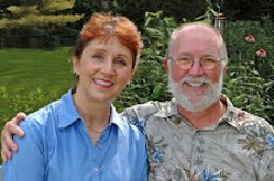 Sue Wironen Foster and Doug Foster