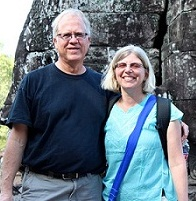 Wayne Nieminen and Christa von Zychlin
