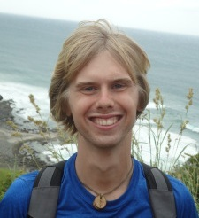 Kaleb Sutherland in South Africa.