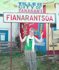 This is where I live: Fianarantsoa!