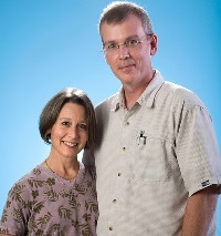 Christine and Brian Palmer