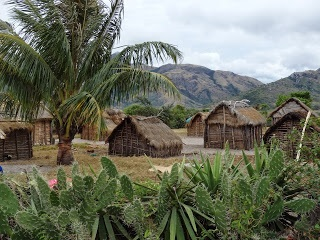 This is one of the villages that AVIA team works with.