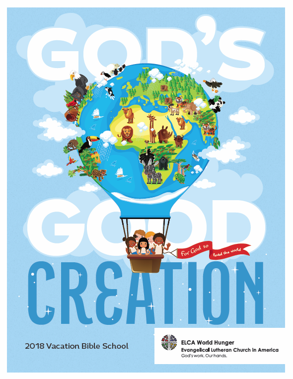 ELCA World Hunger » Blog Archive A New VBS for 2018! - ELCA World