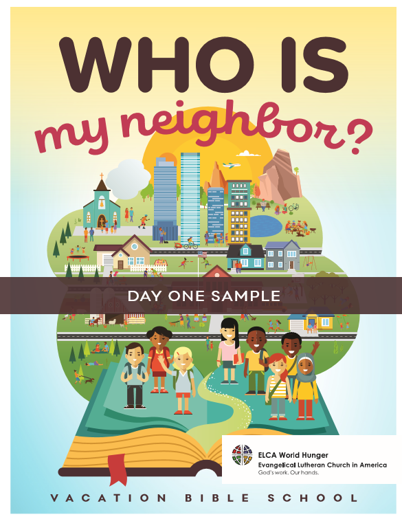 Who's My Neighbor? (Day 1 Sample Cover)