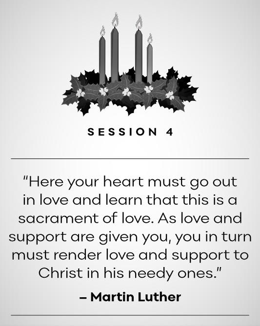 Advent Study: Session 4
