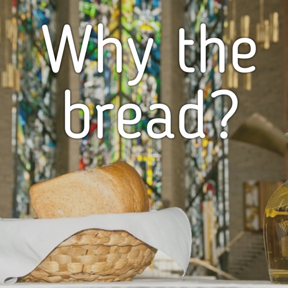 Bread is one of the elements of Holy Communion, being the body of Christ
